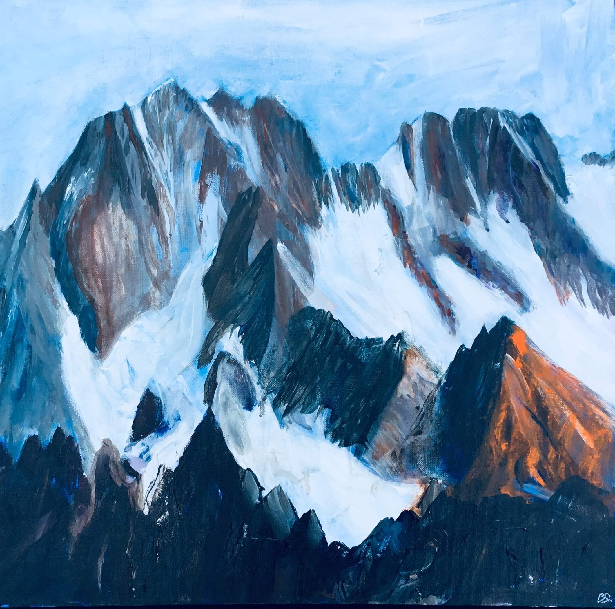 Amongst the Alpine Fourthousanders