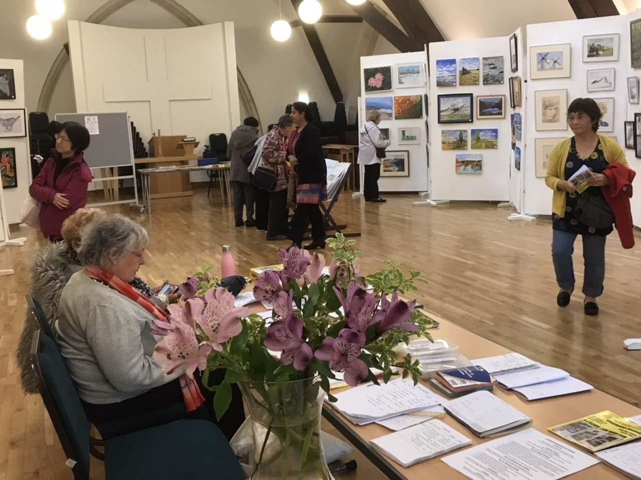 Milldon Art Society Annual Exhibition