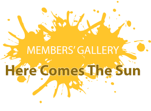 Members' Gallery - Here Comes The Sun