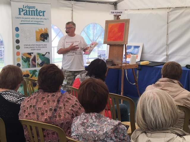 27th Patchings Art, Craft & Photography Festival