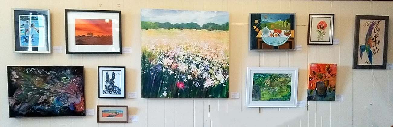 Brough & Stainmore Art Group Easter Exhibition