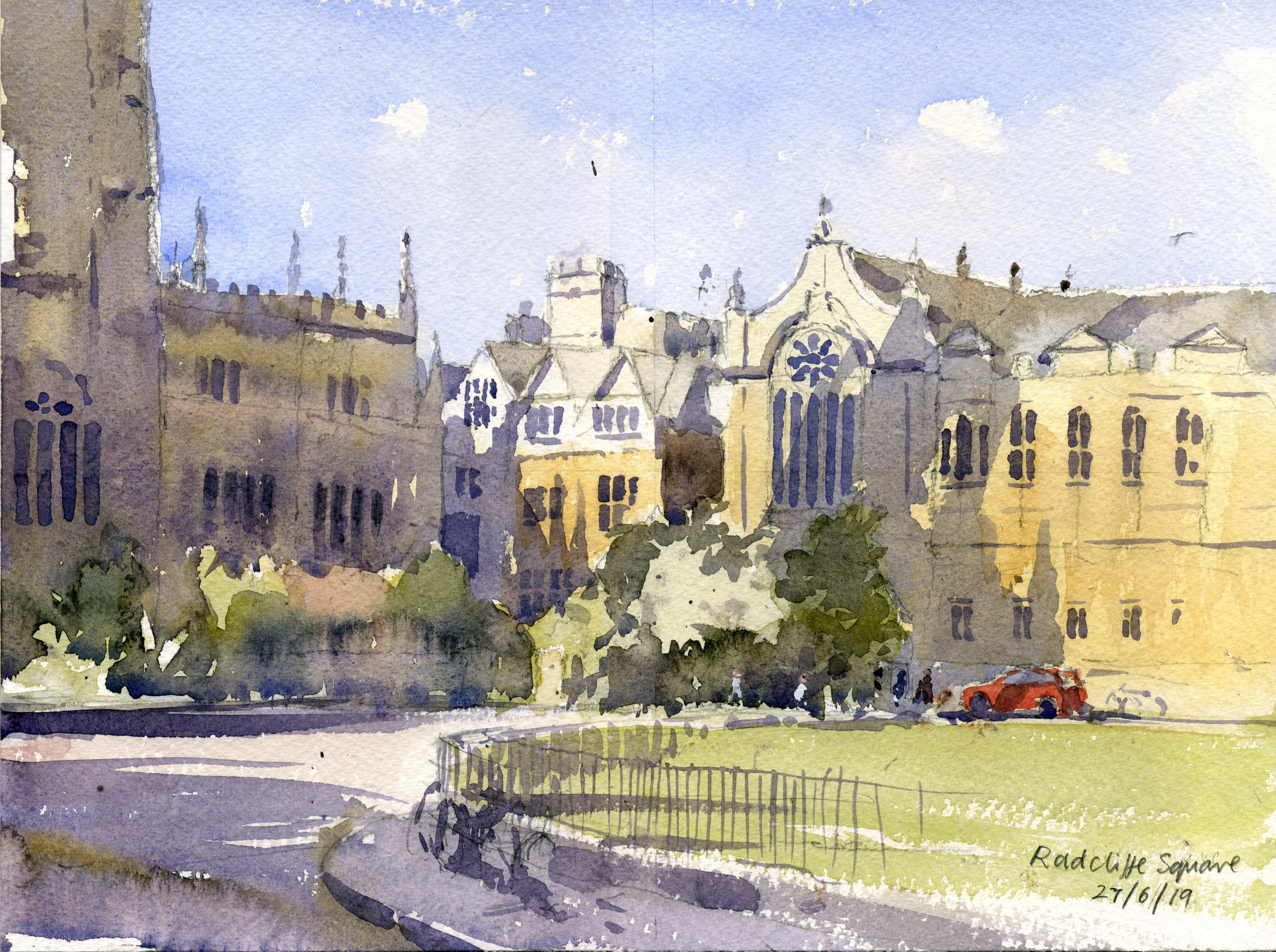 Oxford Artweeks 2020