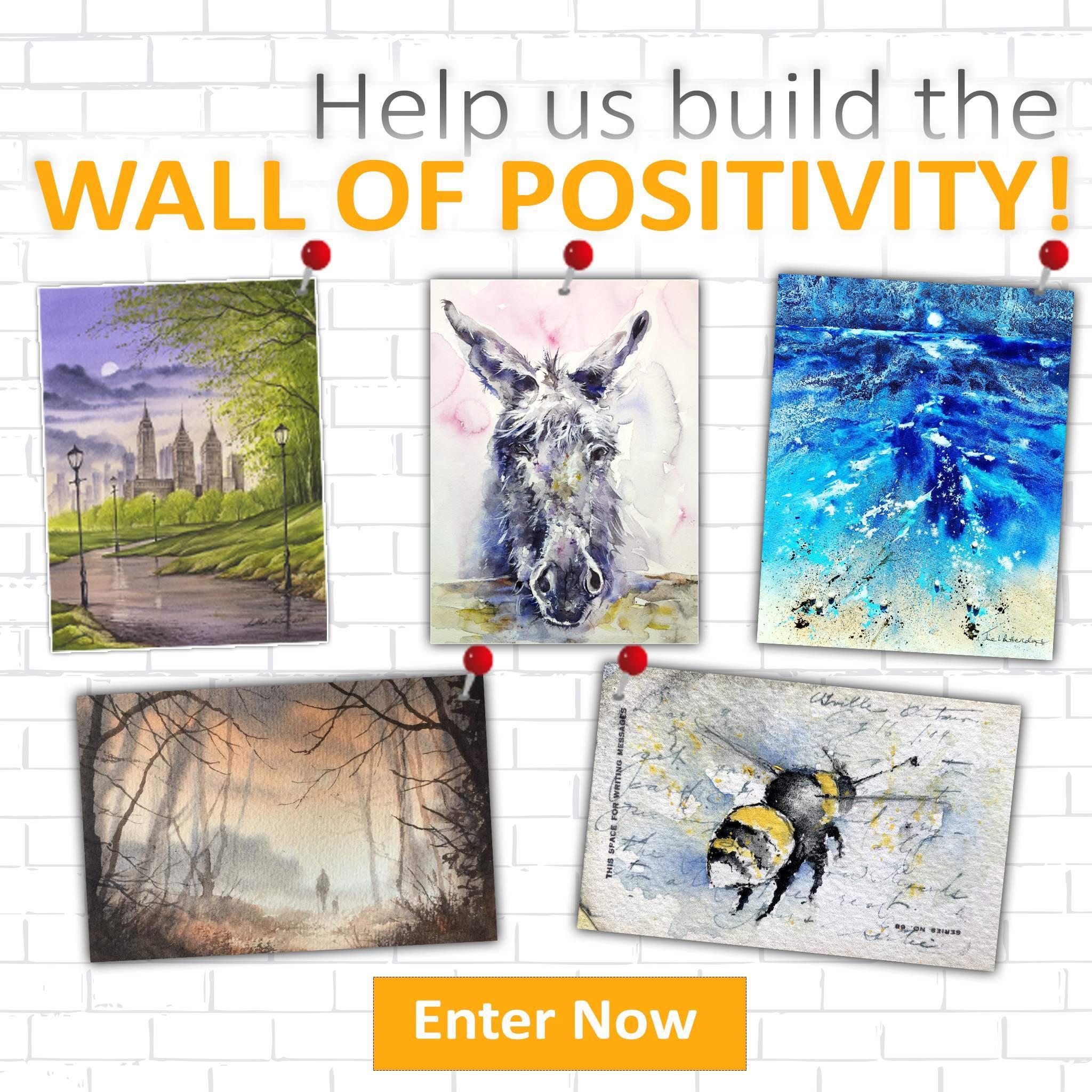 Wall of Positivity
