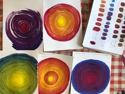 Colour Theory workshop