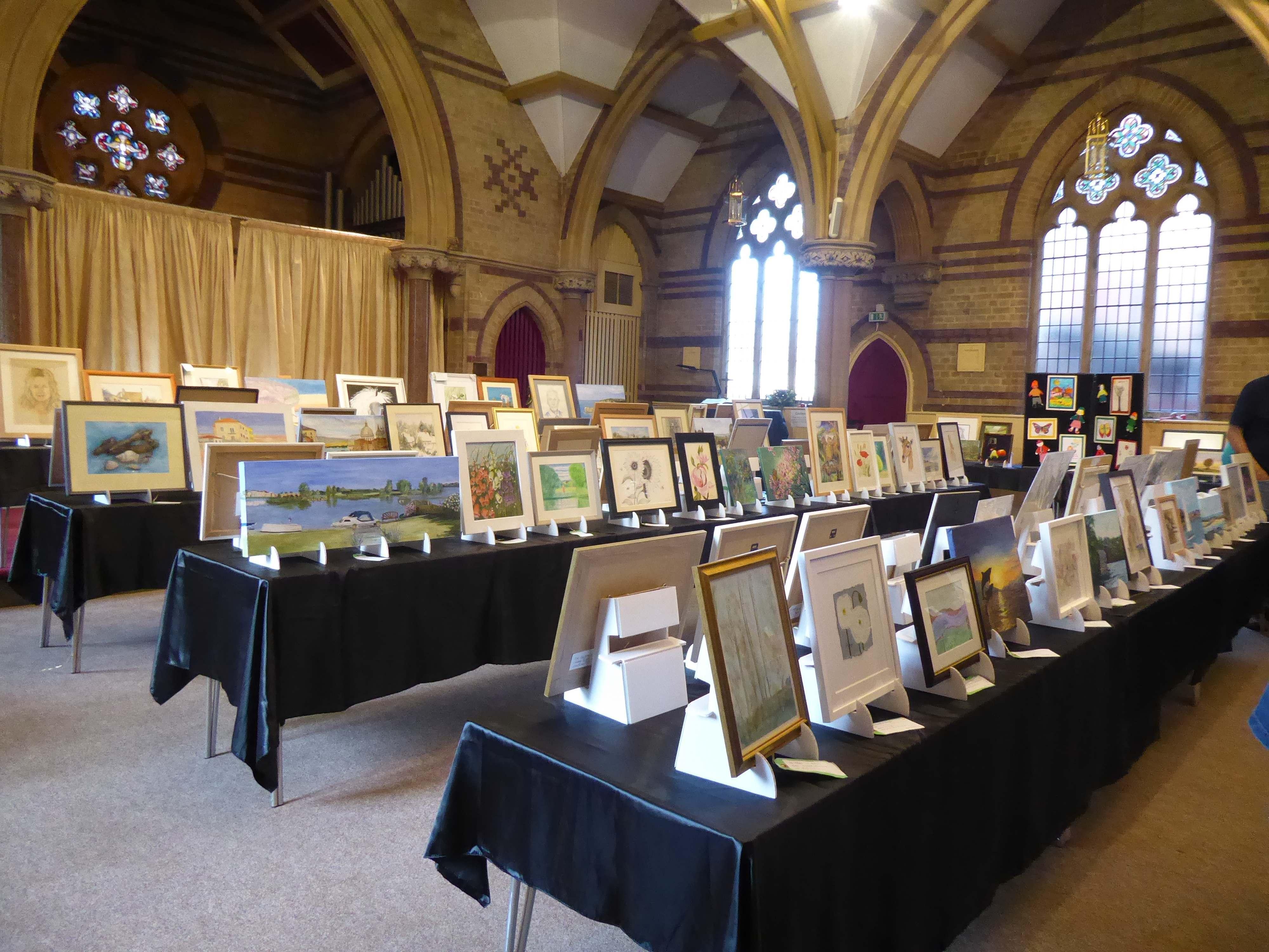 2020 Runnymede Art Society Autumn Exhibition