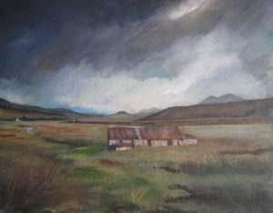Field of Storms, Achnasheen