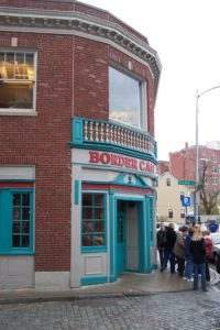 The Border Cafe, Cambridge, MA