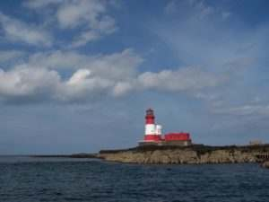 Longstone Lighthouse, Longstone Island, Northumberland