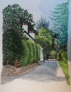 Burgess Cottage,Norley
