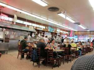 Katz's Deli, Lower East Side, Manhattan. NYC