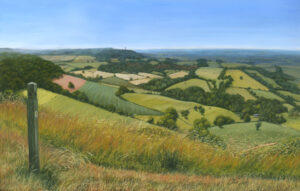 The Cotswold Way - Stinchcombe Hill