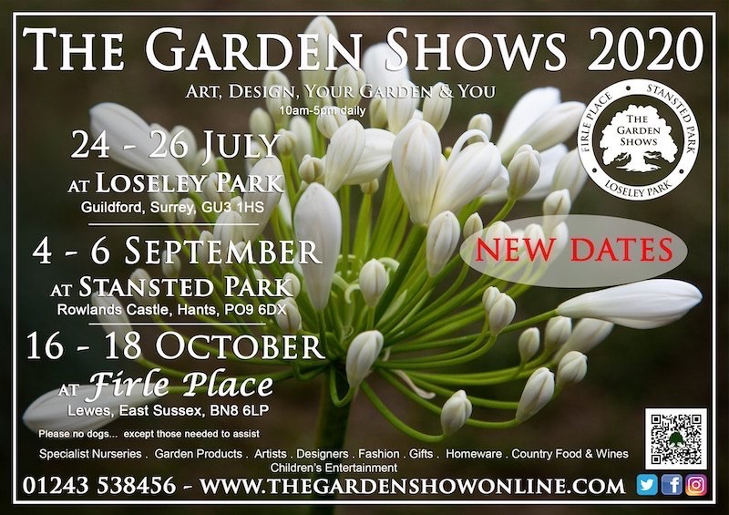 The Garden Show at Firle Place