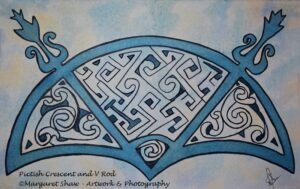 Pictish Crescent and V Rod