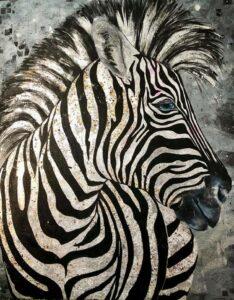 Elvis the Zebra