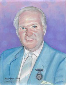 GORDON HIGGINSON - MEDIUM & SPIRITUAL TEACHER