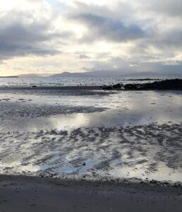 Beach at West Kilbride