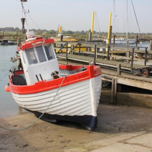 Southwold Harbour, Suffolk