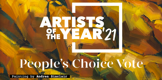 Vote in our People's Choice Award