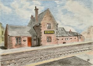 St Bees Station 2