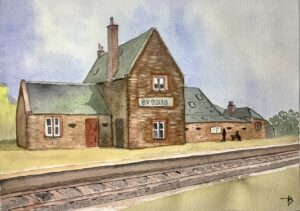St Bees Station 3