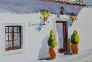Casa Da Muralha, Monsaraz, Portugal