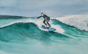West Coast Surfer